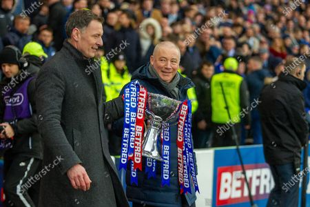 Editorial photo of Rangers v Celtic, Betfred Scottish League Cup., Cup Final - 08 Dec 2019