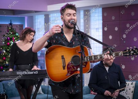 Stock Image of Courteeners - Liam Fray