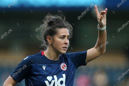 Fara Williams of Reading during Reading FC Women vs Arsenal Women, Barclays FA Women's Super League Football at Adams Park on 8th December 2019