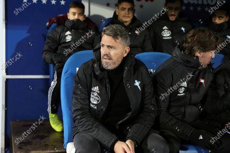 Editorial photo of CD Leganes vs Celta de Vigo, Spain - 08 Dec 2019