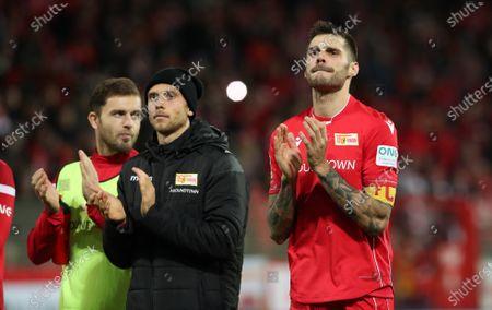 Editorial image of Football: Germany, 1. Bundesliga, Berlin - 08 Dec 2019