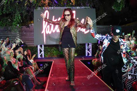 Editorial picture of Patricia Field ArtFashion Runway Show, Art Basel, Miami, USA - 07 Dec 2019