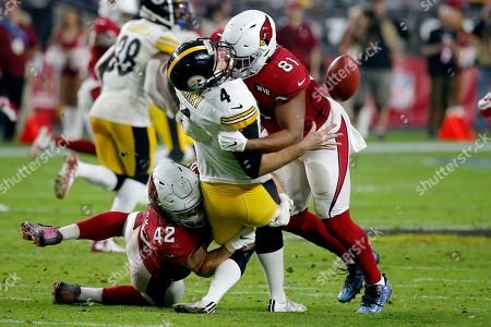 Editorial image of Steelers Cardinals Football, Glendale, USA - 08 Dec 2019