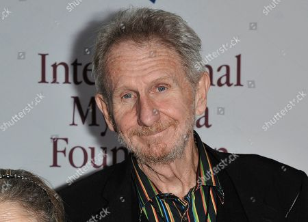 """Stock Picture of Rene Auberjonois at the International Myeloma Foundation 7th Annual Comedy Celebration in Los Angeles. Auberjonois, a prolific actor best known for his roles on the television shows """"Benson"""" and """"Star Trek: Deep Space Nine"""" and his part in the 1970 film """"M.A.S.H."""" playing Father Mulcahy, died . He was 79"""