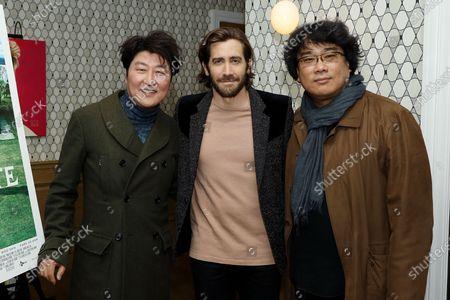Kang-ho Song, Jake Gyllenhaal, Bong Joon Ho