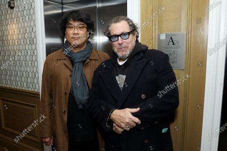 Bong Joon Ho, Julian Schnabel