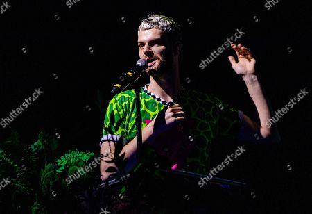 Editorial picture of Sofi Tukker in concert in Fabrique, Milan, Italy - 08 Dec 2019