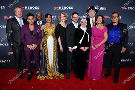 Editorial photo of 13th Annual CNN Heroes: An All-Star Tribute, New York, USA - 08 Dec 2019