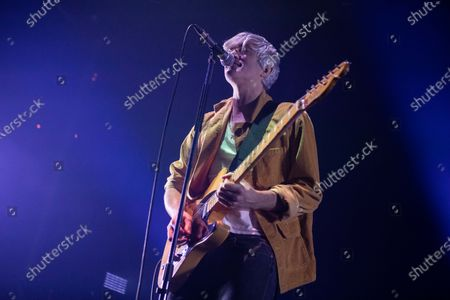 Stock Image of We Are Scientists - Keith Murray