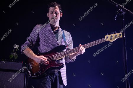 Editorial picture of We Are Scientists in concert at the Roundhouse, London, UK - 07 Dec 2019