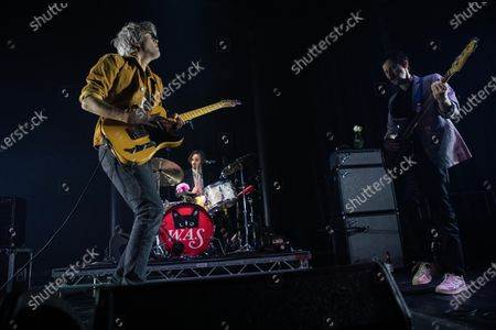 Editorial image of We Are Scientists in concert at the Roundhouse, London, UK - 07 Dec 2019