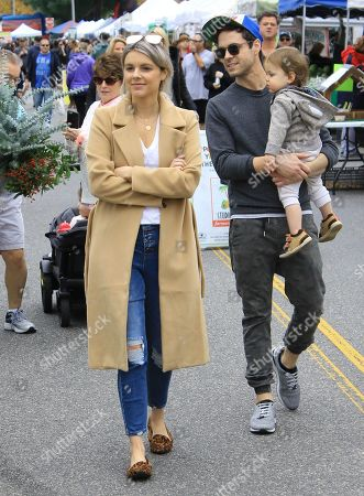 Editorial photo of Ali Fedotowsky out and about, Los Angeles, USA - 08 Dec 2019