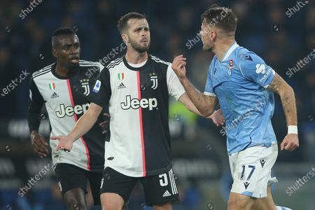 Editorial image of Lazio v Juventus, Serie A, Football, Stadio Olimpico, Rome, Italy - 07 Dec 2019