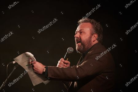 Stock Image of Hal Cruttenden