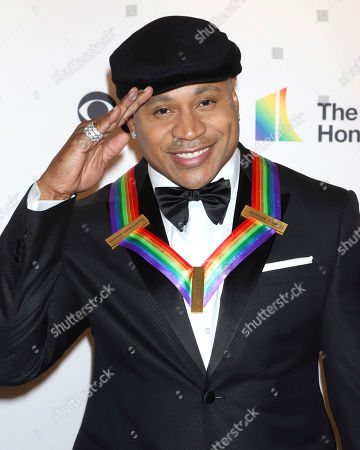 LL Cool J attends the 42nd Annual Kennedy Center Honors at The Kennedy Center, in Washington