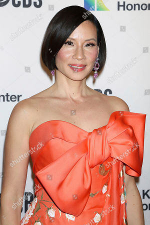 Stock Image of Lucy Liu attends the 42nd Annual Kennedy Center Honors at The Kennedy Center, in Washington