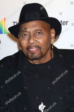 Aaron Neville attends the 42nd Annual Kennedy Center Honors at The Kennedy Center, in Washington