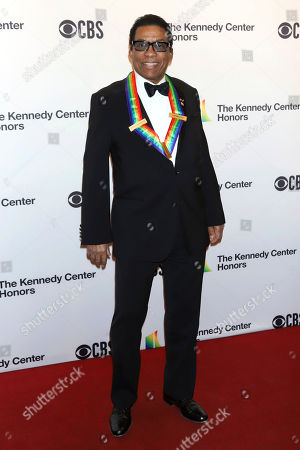 Herbie Hancock attends the 42nd Annual Kennedy Center Honors at The Kennedy Center, in Washington