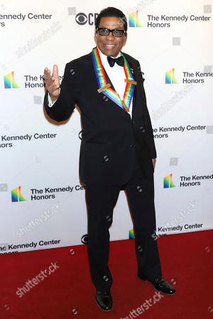 Stock Image of Herbie Hancock attends the 42nd Annual Kennedy Center Honors at The Kennedy Center, in Washington