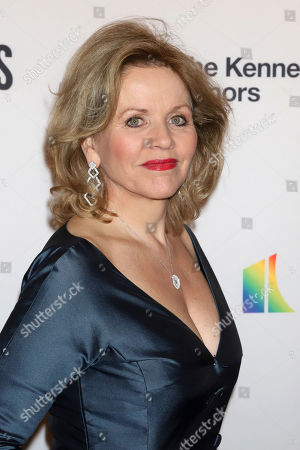 Renee Fleming attends the 42nd Annual Kennedy Center Honors at The Kennedy Center, in Washington