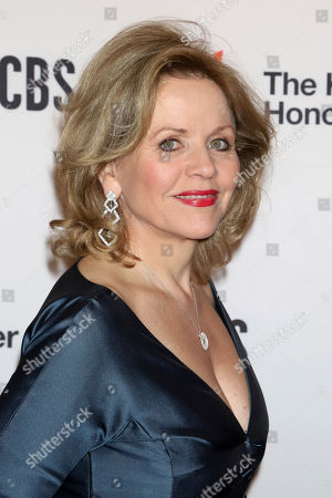 Stock Picture of Renee Fleming attends the 42nd Annual Kennedy Center Honors at The Kennedy Center, in Washington