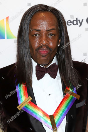 2019 Kennedy Center Honoree Earth, Wind & Fire member, Verdine White attends the 42nd Annual Kennedy Center Honors at The Kennedy Center, in Washington