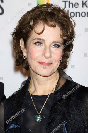 Stock Image of Debra Winger attends the 42nd Annual Kennedy Center Honors at The Kennedy Center, in Washington