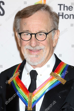 Steven Spielberg attends the 42nd Annual Kennedy Center Honors at The Kennedy Center, in Washington