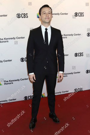 Joseph Gordon-Levitt attends the 42nd Annual Kennedy Center Honors at The Kennedy Center, in Washington