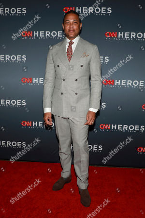 Don Lemon attends the 13th annual CNN Heroes: An All-Star Tribute at the American Museum of Natural History, in New York