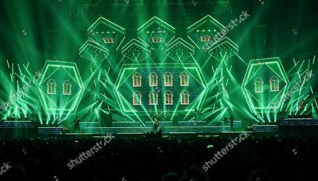 Editorial photo of Trans-Siberian Orchestra In Concert - , Atlanta, USA - 08 Dec 2019