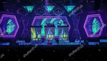 Editorial image of Trans-Siberian Orchestra In Concert - , Atlanta, USA - 08 Dec 2019