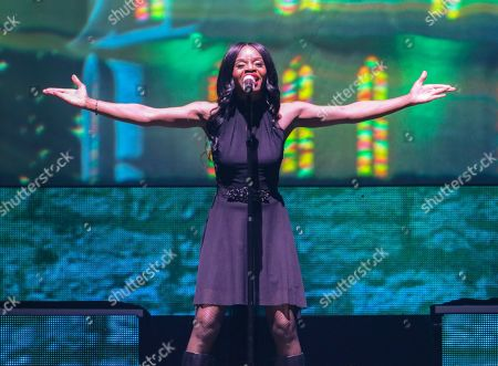 Editorial picture of Trans-Siberian Orchestra In Concert - , Atlanta, USA - 08 Dec 2019