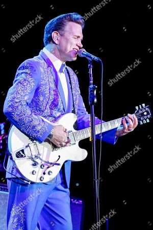 Stock Image of Chris Isaak
