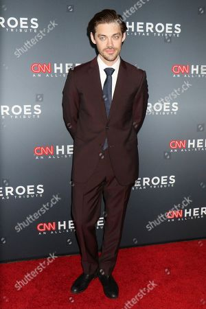 Editorial photo of 13th Annual CNN Heroes: An All-Star Tribute, Arrivals, American Museum of Natural History, New York, USA - 08 Dec 2019