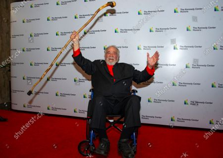 Herbert V. Kohler, Executive Chairman, Kohler Co., arrives for the formal Artist's Dinner honoring the recipients of the 42nd Annual Kennedy Center Honors at the United States Department of State in Washington, DC, USA, 07  December 2019 (Issued 08 December 2019). The 2019 honorees are Earth, Wind & Fire, Sally Field, Linda Ronstadt, Sesame Street, and Michael Tilson Thomas.