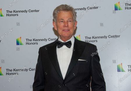 David Foster arrives for the formal Artist's Dinner honoring the recipients of the 42nd Annual Kennedy Center Honors at the United States Department of State in Washington, DC, USA, 07  December 2019 (Issued 08 December 2019). The 2019 honorees are Earth, Wind & Fire, Sally Field, Linda Ronstadt, Sesame Street, and Michael Tilson Thomas.