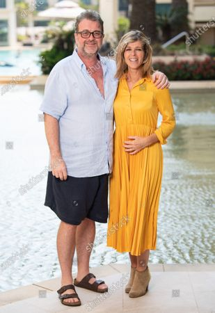 Editorial image of 'I'm a Celebrity... Get Me Out of Here!' TV Show, Kate Garraway at the Versace Hotel, Series 19, Australia - 08 Dec 2019