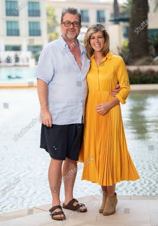Editorial photo of 'I'm a Celebrity... Get Me Out of Here!' TV Show, Kate Garraway at the Versace Hotel, Series 19, Australia - 08 Dec 2019