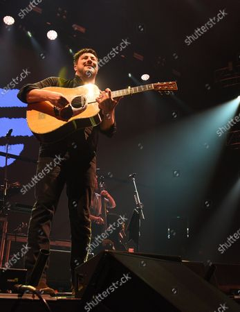 Editorial image of KROQ Almost Acoustic Christmas event, Honda Center, Los Angeles, USA - 08 Dec 2019