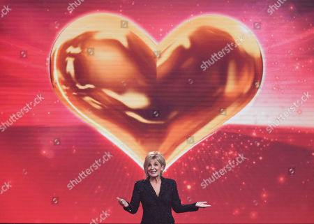 Editorial picture of A Heart For Children, Berlin, Germany - 07 Dec 2019