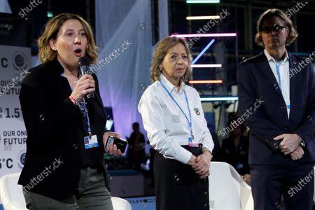 Editorial image of UN Climate Change Conference COP25, Madrid, Spain - 09 Dec 2019