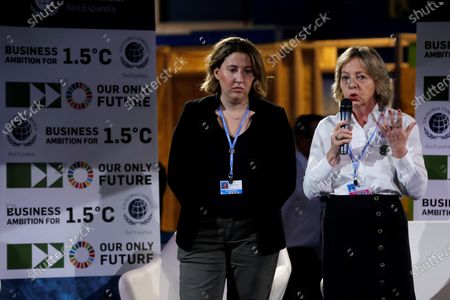 Editorial photo of UN Climate Change Conference COP25, Madrid, Spain - 09 Dec 2019