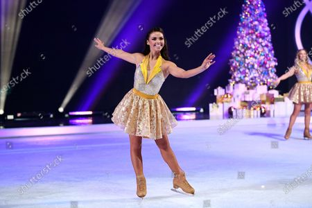 Editorial photo of 'Dancing On Ice' TV show, Series 11 launch photocall, Old Bovingdon Airfield, Hertfordshire, UK - 09 Dec 2019