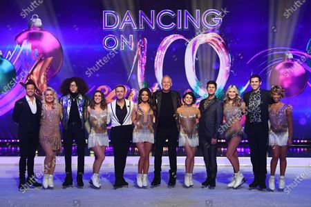 Editorial picture of 'Dancing On Ice' TV show, Series 11 launch photocall, Old Bovingdon Airfield, Hertfordshire, UK - 09 Dec 2019