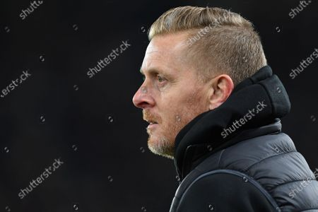11th December 2019, Pride Park Stadium, Derby, England; Sky Bet Championship, Derby County v Sheffield Wednesday : Manager of Sheffield United, Gary Monk 