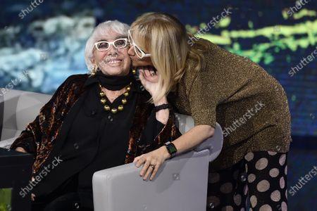 Editorial image of 'Che tempo che fa' TV show, Milan, Italy - 08 Dec 2019