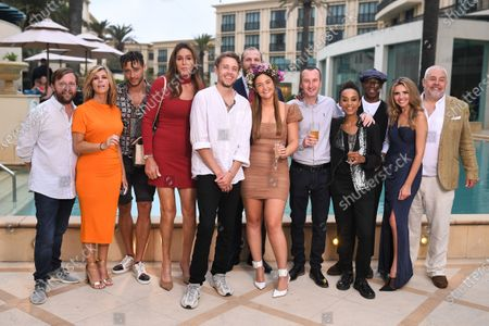 Andrew Maxwell, Kate Garraway, Myles Stephenson, Caitlyn Jenner, Roman Kemp, James Haskell, Jacqueline Jossa, Andy Whyment, Adele Roberts, Ian Wright, Nadine Coyle and Cliff Parisi