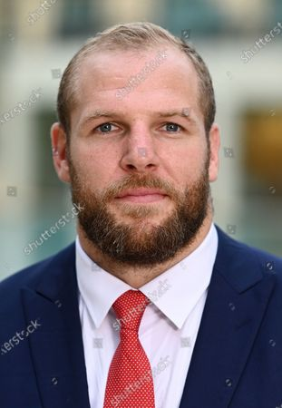 Stock Image of James Haskell