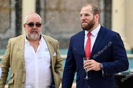 Cliff Parisi and James Haskell